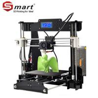 Buy cheap Wholesale 3d printer price , PLA / ABS 3d printer machine for plastic model , digital 3d from wholesalers
