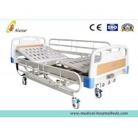 Buy cheap Hospital electric with crank bed 3 functions (ALS-ME02) from wholesalers