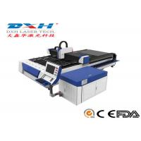 Buy cheap Computerized CNC Laser Metal Cutting Machine / CNC Laser Cutter Engraver 380V/50HZ from wholesalers