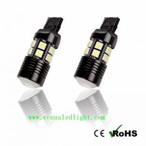 Buy cheap T20 Light Bulb 12 LED DC 12V-30V Car Light Bulb White SMD5050 Cree Q5 Lamp product