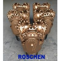 Buy cheap 8 1/2 Tricone Rock Roller Bits , TCI Tricone Drilling Bit Oil Well Application from wholesalers