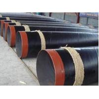 Buy cheap API 5L API 5CT API 5DP Epoxy Coal Tar Pitch Coating Anti - Corrosion Steel Pipe For Drainage Pipe Network from wholesalers