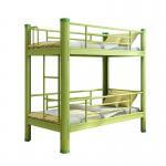 Buy cheap Children Steel Frame Kids Dormitory Furniture Kindergarten Dormitory Bunk Beds from wholesalers