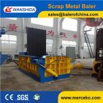 Buy cheap Scrap Metal Baler from wholesalers