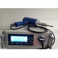 Buy cheap 28Khz 1200W Handheld Ultrasonic Welder Gun Type With Less Weight For Plastic Welding product