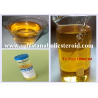Buy cheap Muscle Growth Steroids Mixed Trenbolone Injectable Pre Finished Oils Tri Tren 180mg/ml from wholesalers