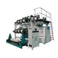Buy cheap Efficiently Warp Knitting Machine With EBA Electronic Let - Off Device from wholesalers
