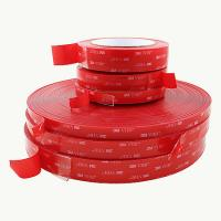 Buy cheap 3M VHB 4910 Clear Adhesive Double sided Acrylic Foam Tape For General Purpose from wholesalers