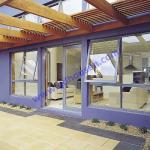 Buy cheap Aluminum transom awning,australia style awning window,awning style windows from wholesalers