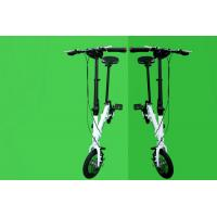 "Buy cheap 12 - 35 km/H 12"" Lightweight Folding Bike Simple Style With Logo Customized product"