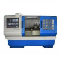 Buy cheap 3 Axis CK6140 CNC Lathe Machine 808D Controller Tool As Hub Shaping from wholesalers