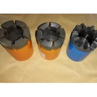 Buy cheap Mineral Exploration Well Drilling Equipment Impregnated Diamond Bits from wholesalers