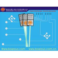 Buy cheap Plastic Waterproof Adhesive Texture Membrane Patch Panel Labels With Led Window from wholesalers