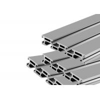 Buy cheap Industrial Aluminum Extrusion Profiles With Durable Physical Properties from wholesalers