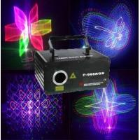 Buy cheap 500MW Laser 3D Effects Mini Stage Lights from wholesalers