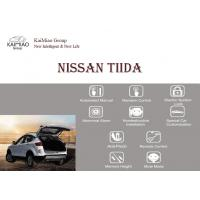 Buy cheap Nissan Tiida With A New Hands Free Smart Power Liftgate, Auto Parts Aftermarket product