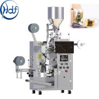 Buy cheap 3.7 Kw Automatic Food Packing Machine For Small Tea Filter Bag Packing from wholesalers