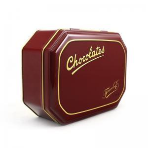 Buy cheap Custom Chocolate Metal Tins Wholesale Company product