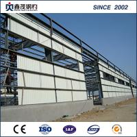 Buy cheap ISO Certificate Steel Structure House Steel Construction Building with High Rise from wholesalers