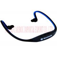 Buy cheap Waterproof MP3 Bluetooth Headphones , Bone Conduction Headset For Samsung Galaxy from wholesalers
