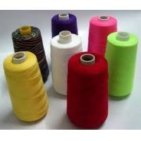 Buy cheap 40S/2 100% Poly / Poly core spun polyester sewing thread 5000yds from wholesalers