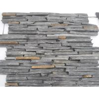 Buy cheap Black Culture Stone /Wall Stone Venner/Slate Culture Stone /Venner Stone /Wall Panel from wholesalers