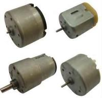 Buy cheap high speed small variable speed 18V / 24V DC Micro Electric Motor for Popcorn Machine, Massage from wholesalers