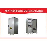 Buy cheap Off Grid AC to DC Solar PV System 48 Volt Power Supply Single Phase,With remote monitoring system operation from wholesalers