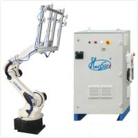 Buy cheap Intelligent robotic arm pick and place robot machine,material handling robots from wholesalers