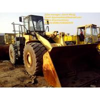 Buy cheap Used CAT 966E wheel loader/used wheel loader/used caterpillar loader from wholesalers