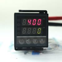 Buy cheap Digital PID Temperature Controller Thermostat REX-C100 + Max.40A SSR Relay + K Thermocoupl from wholesalers