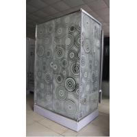 Buy cheap Modern Corner Shower Enclosures / One Piece Small Square Shower Stall from wholesalers