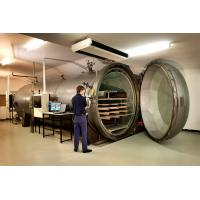 Buy cheap Rubber Vulcanized Autoclave With Safety Interlock , PLC Control,and is of high product