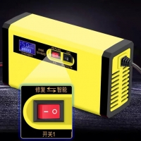 Buy cheap 12v 24v Lifepo4 Intelligent Car Battery Charger Smart Two Types from wholesalers