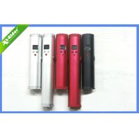 Buy cheap Red Lava Tube Ecig , 3 - 6v Variable Voltage 510 HR Atomizer E-Cig from wholesalers