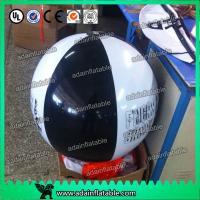 Buy cheap Colorful PVC Plastic Inflatable Beach Balls Custom Promotional Products from wholesalers