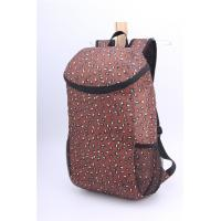 Buy cheap Nice Pattern Outdoor Style durable eopard print large backpacks product