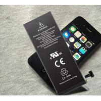 Buy cheap Durable 3.8V 1810mah Replace Iphone Battery Light Weight , 30*25*24cm from wholesalers