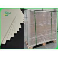 Buy cheap Grey Carton Gris 1200gsm Laminated Grey Board Paper Sheet Strong Stifiness from wholesalers