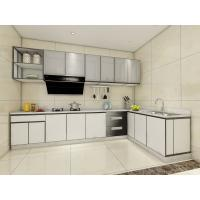 Buy cheap Modular Design Refinishing Particle Board Cabinets For Home Decor Customized Size from wholesalers