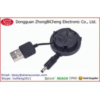 Buy cheap 36MM Diameter One Side Pull Retractable MP3 MP4 Player Use Data Cable from wholesalers