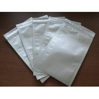 Buy cheap Gravure Trap Printed Foil Bag Packaging , Recycle BOPP / CPP Zipper Bags from wholesalers
