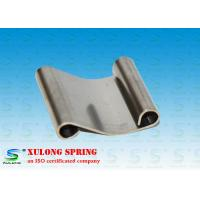 Buy cheap HV 550 Hardness Professional Custom Flat Springs For Ice Cream Machine Part Handle from wholesalers