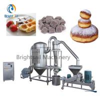 Buy cheap Air Classifier Mill Food Powder Machine Powdered Sugar Flour Making Easy Operation from wholesalers