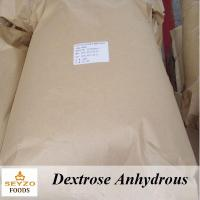 Buy cheap Dextrose Anhydrous----Artificial Food Grade sweetener additives used in Bakery and beverage and Food processing from wholesalers