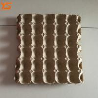Buy cheap 30 Cells Paper Pulp Egg Carton Paper Egg Trays For Sale Whatsapp:+8615638238763 from wholesalers