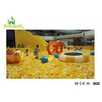 Buy cheap Soft Large Indoor Playground Custom Made Design For 3 - 12 Years Old from wholesalers