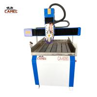Buy cheap Jinan CAMEL CA-6090 cnc engraving machine for 3d wood carving mdf acrylic 4 axis cnc router from wholesalers