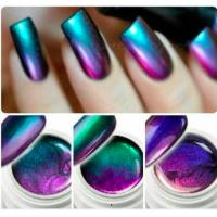 Buy cheap nail polish mica powder mica flake pearlescent pigment for paper ,leather ,shoes from wholesalers