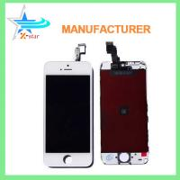 Buy cheap High Resolution IPhone LCD Screen Replacement With Digitizer , iPhone 5s Display from wholesalers